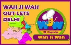 WAH JI WAH Delhi Graphic