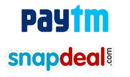 paytm-snapdeal